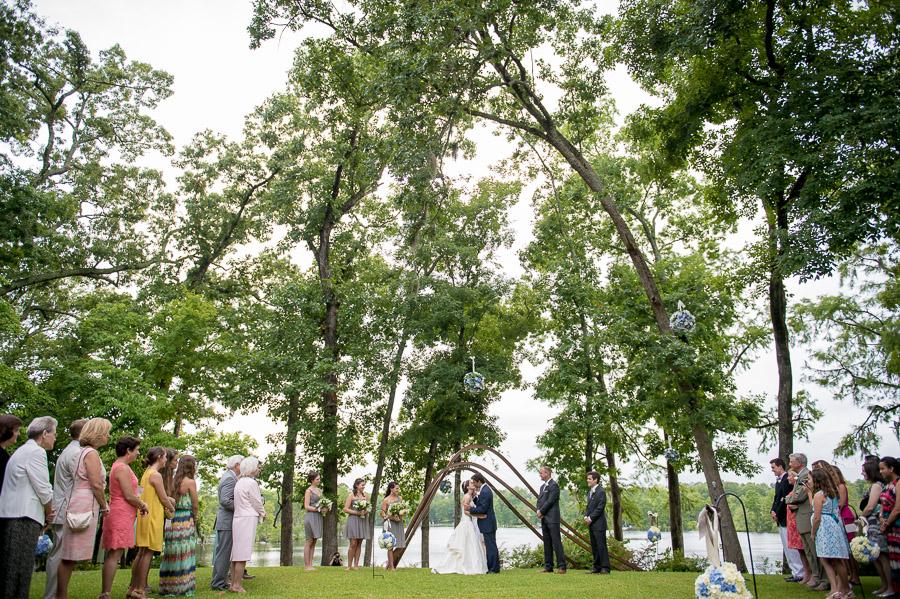 beautiful, fun, artistic wedding ceremony photography