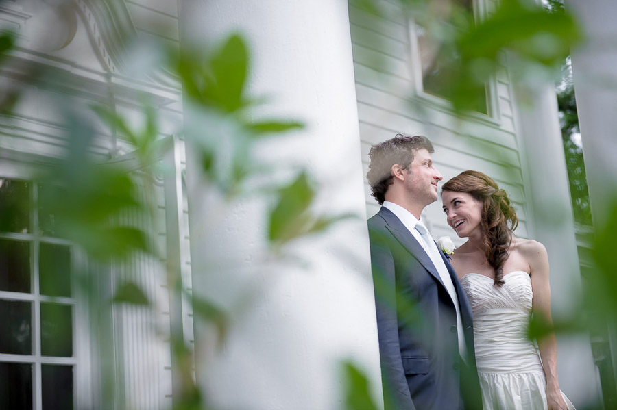 beautiful candid wedding portraits at Whitford Plantation in New Bern, North Carolina