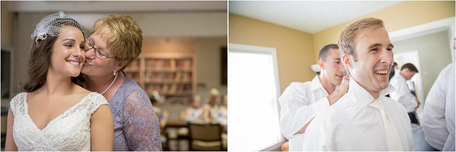 smiley, happy, pre-ceremony wedding photos in Indy, Indiana