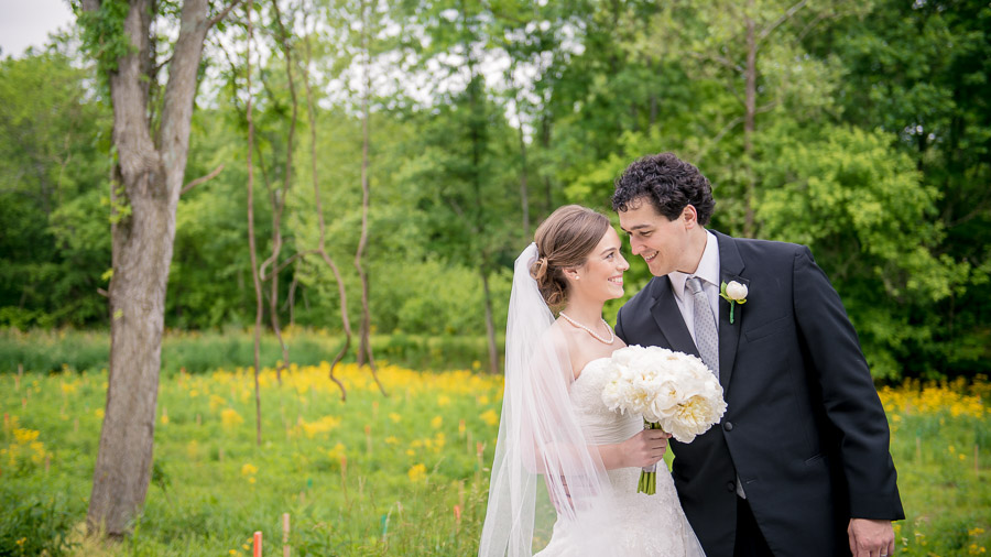French Lick colorful wedding photos