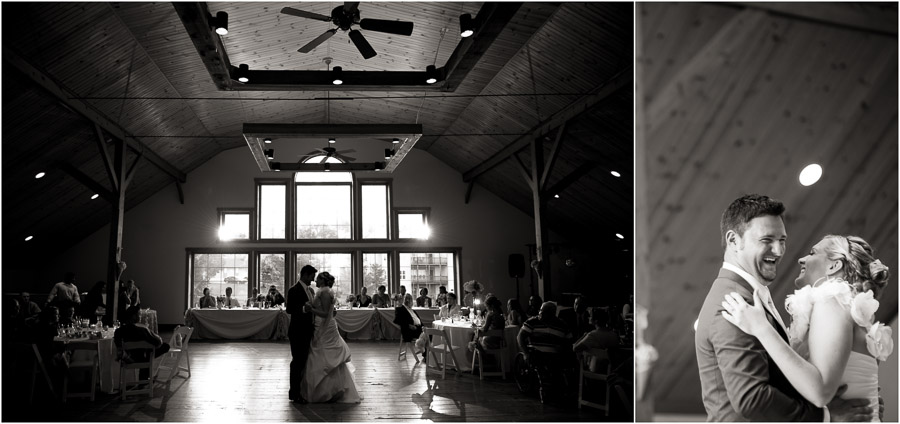 First Dance at The Fields, Bloomington, IN