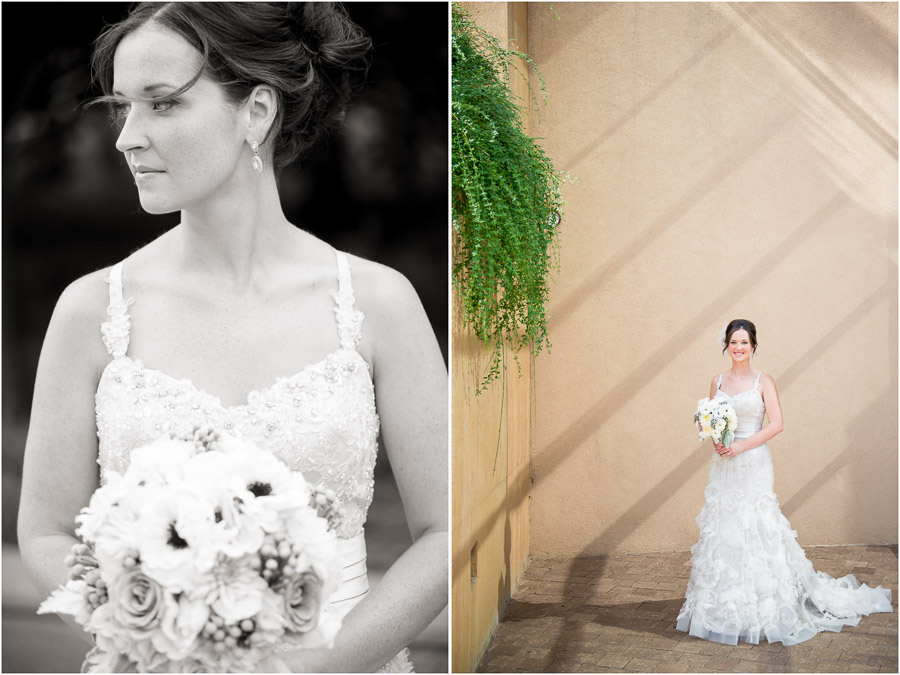 Beautiful and creative bridal portraits in Louisville