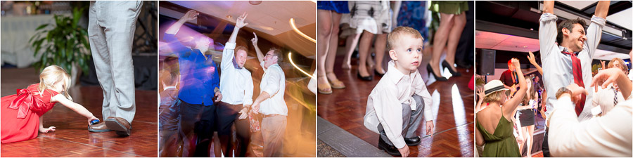energetic, colorful and fun dance floor moments at Virginia wedding