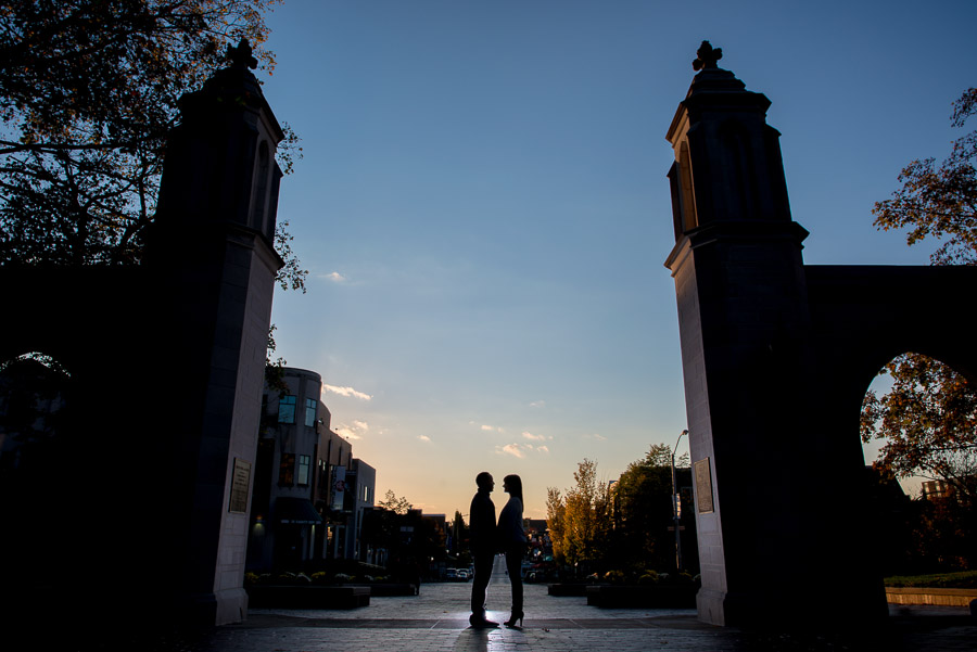 Sample gates engagement pics