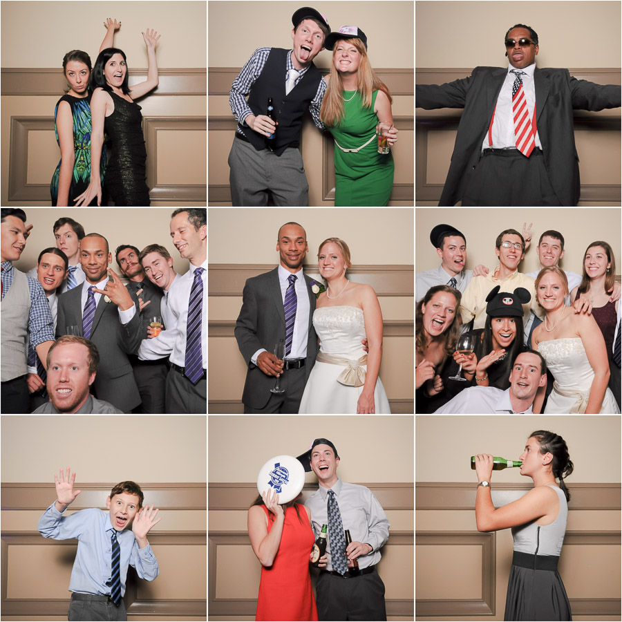 Hilarious, quirky, fun photobooth pics from TALL + small photobooth