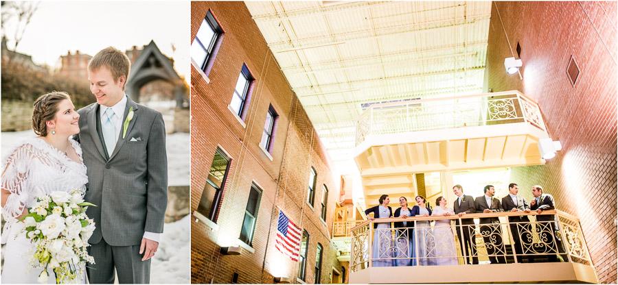 Fountain-Square-Mall-Ballroom-Bloomington-Wedding-Carly-Matt-9