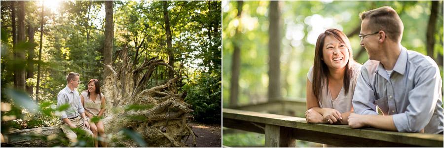 Harrisonburg-Engagement-Photography-JMU-Arboretum-Downtown-Van-Brian-1