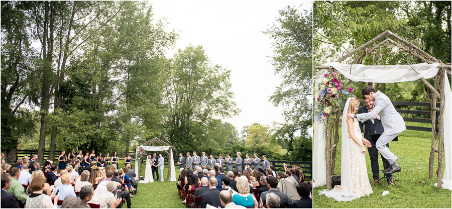 Sycamore farm bloomington wedding