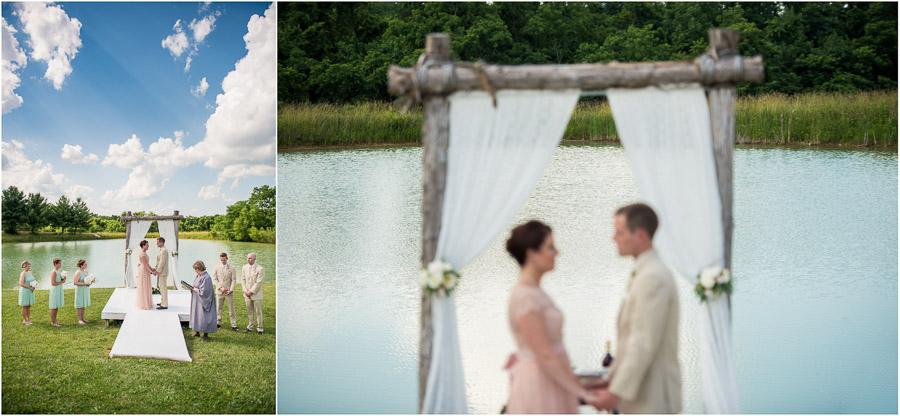 Chateau Pomije Winery Wedding Photos