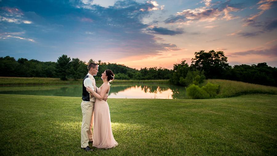 Chateau Pomije Winery Wedding Pics