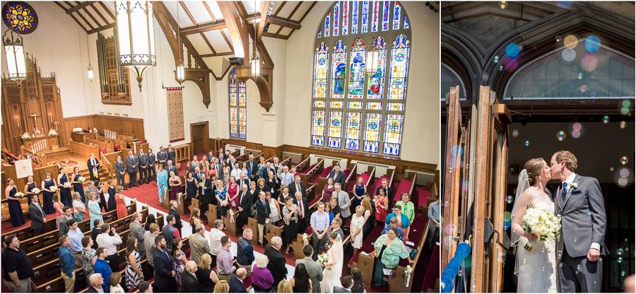 First United Methodist Bloomington Wedding Photos