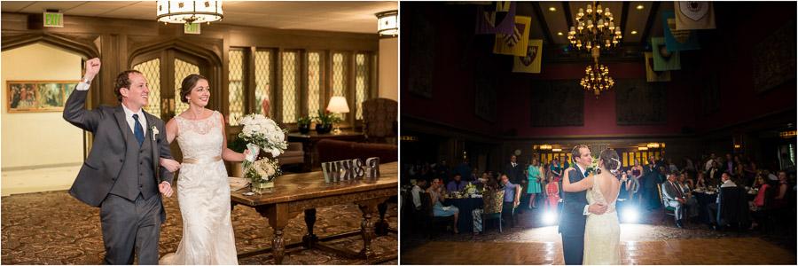 Tudor Room Wedding Photography IU