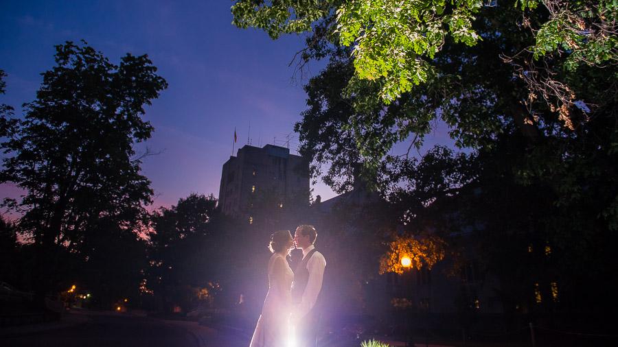 IU Memorial Union Wedding Photography