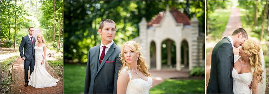 Indiana University Wedding Portraits