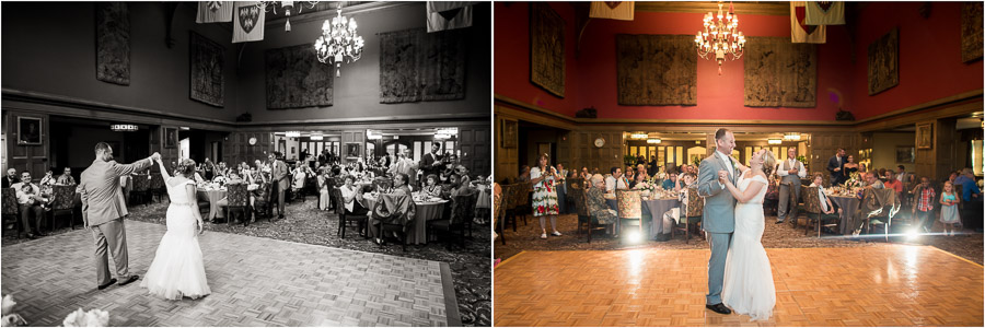 IU Tudor Room Wedding Pics
