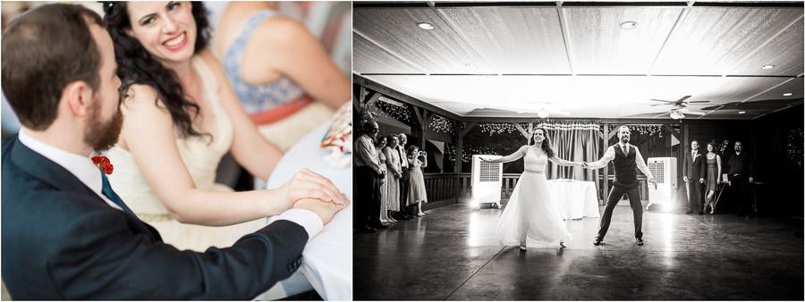 Avon Gardens Wedding First Dance