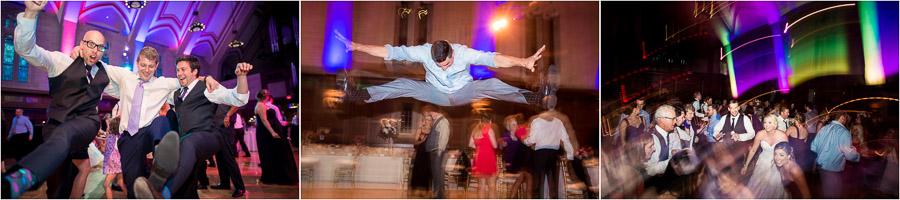 Indiana University Wedding Party Pics