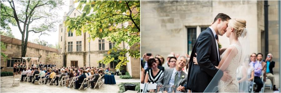 Indiana University Wedding Photography Tree Suites Ceremony Pics