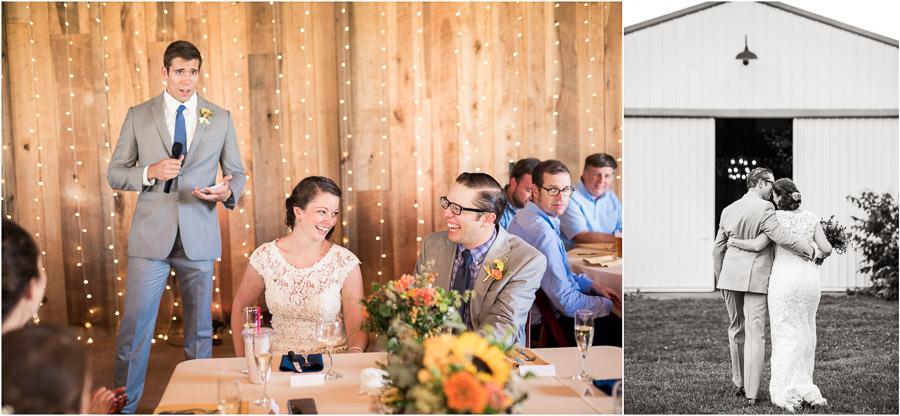 Barn Wedding Bloomington Indiana
