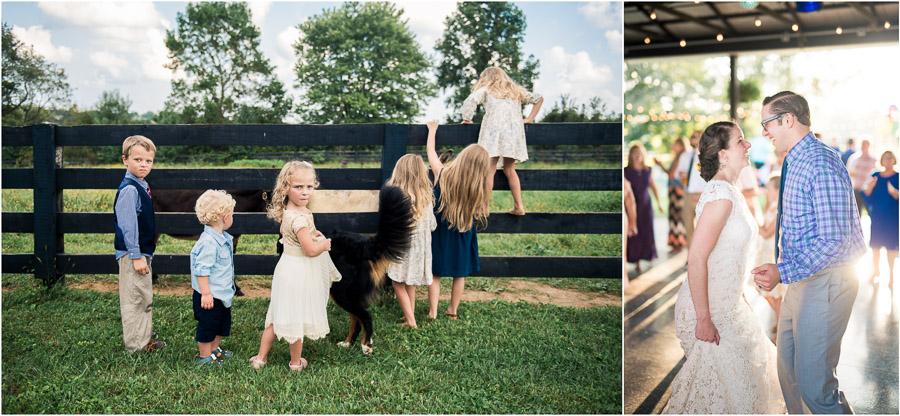 Sycamore Farms Fall Wedding Photos