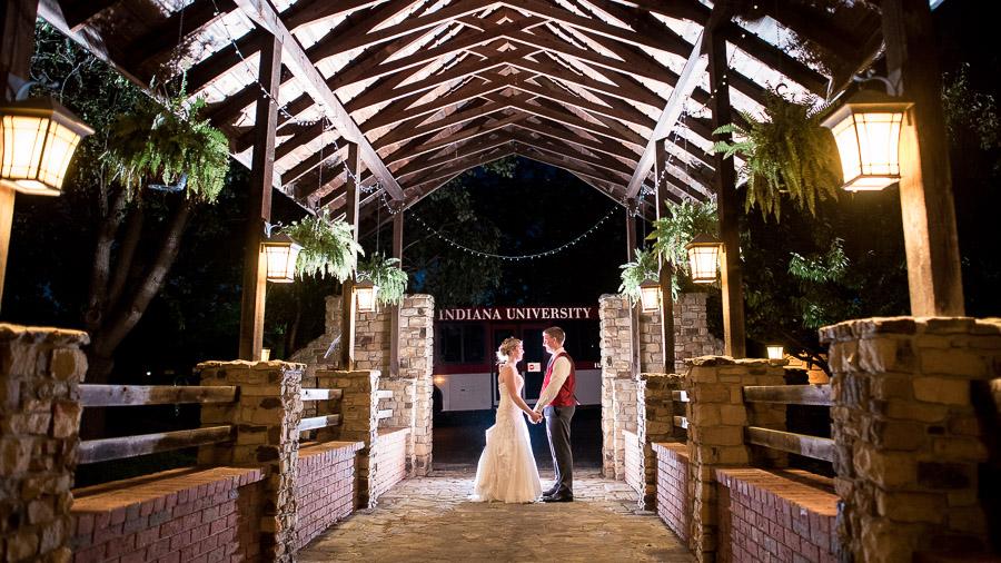 The Fields IU Bloomington Wedding