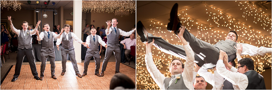 Bloomington Country Club Wedding Photography
