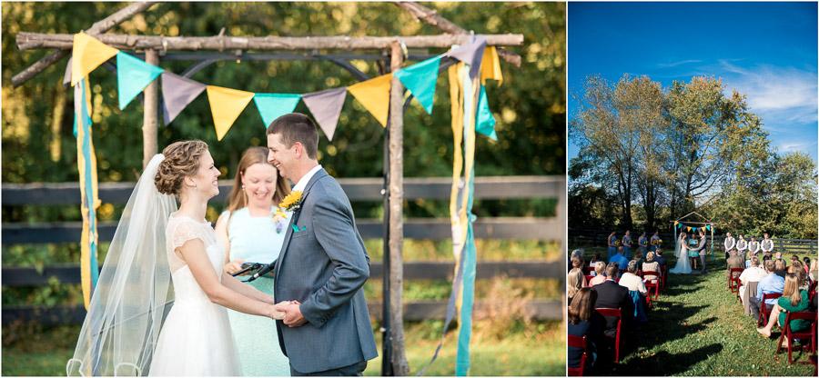 Sycamore Farms Central Indiana Wedding Photos