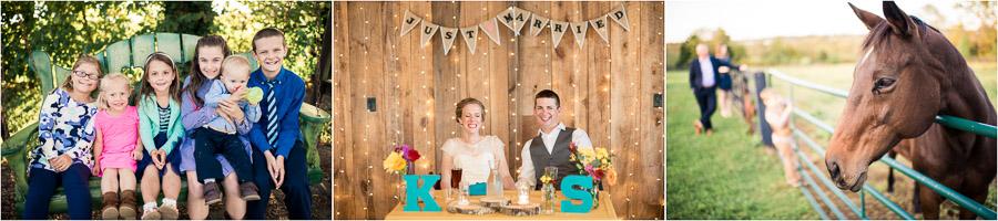 Central Indiana wedding photos