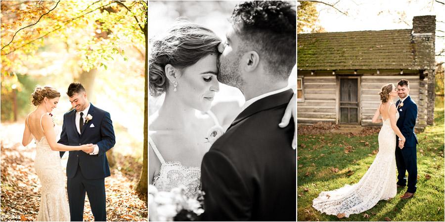 The Fields Wedding Portraits