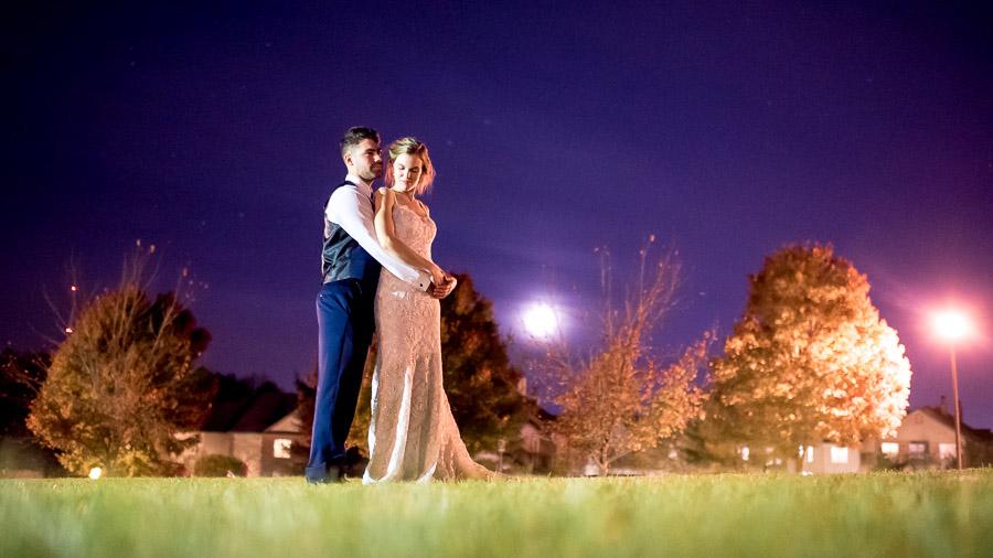 The Fields Nighttime Portraits