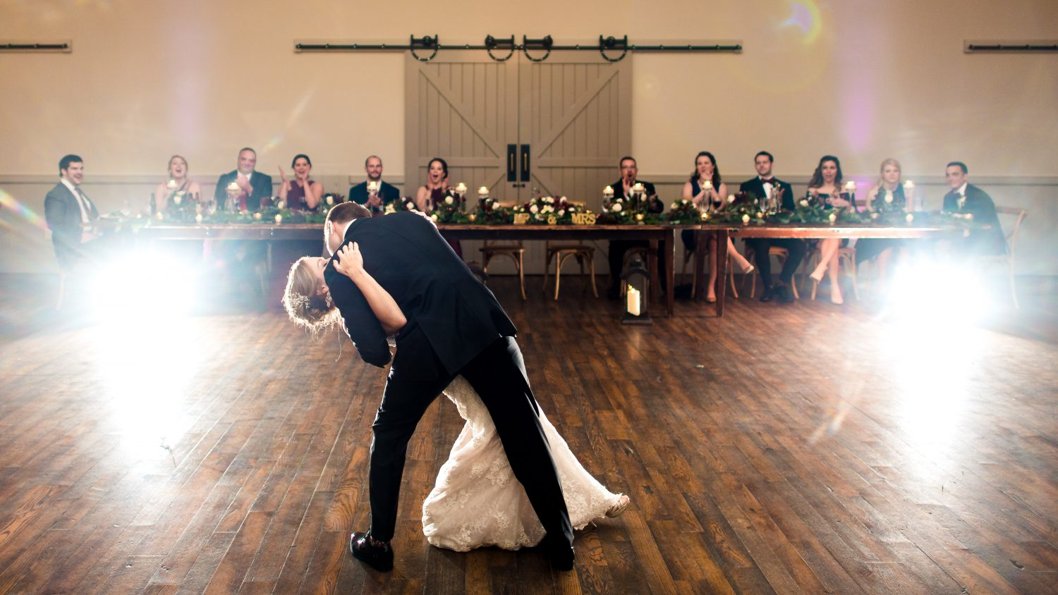 Charlottesville Wedding First Dance