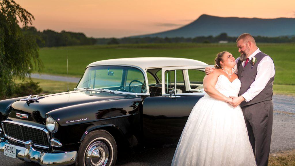 The Columns at Six Penny Farms Wedding Photos