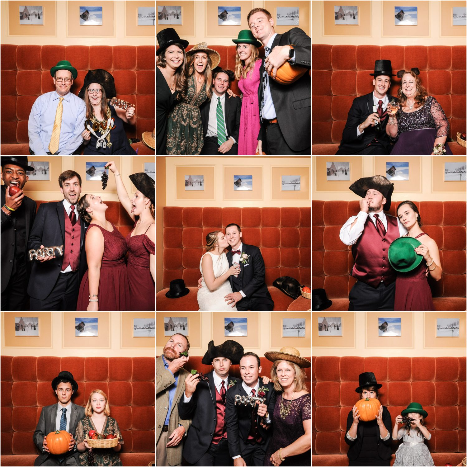 Virginia Wedding Photobooth