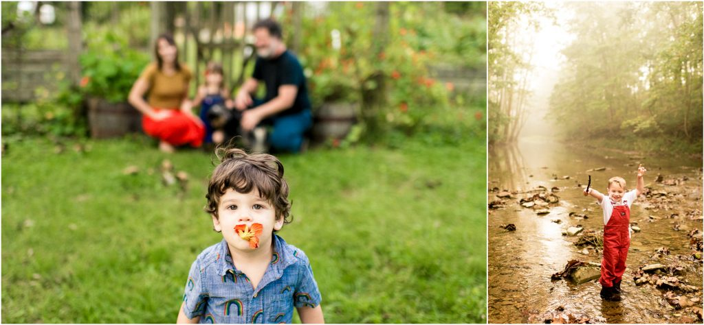 Harrisonburg Family Photographers