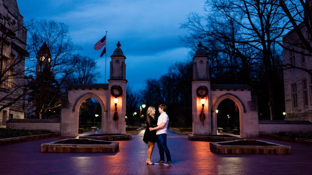Bloomington Engagement Photography
