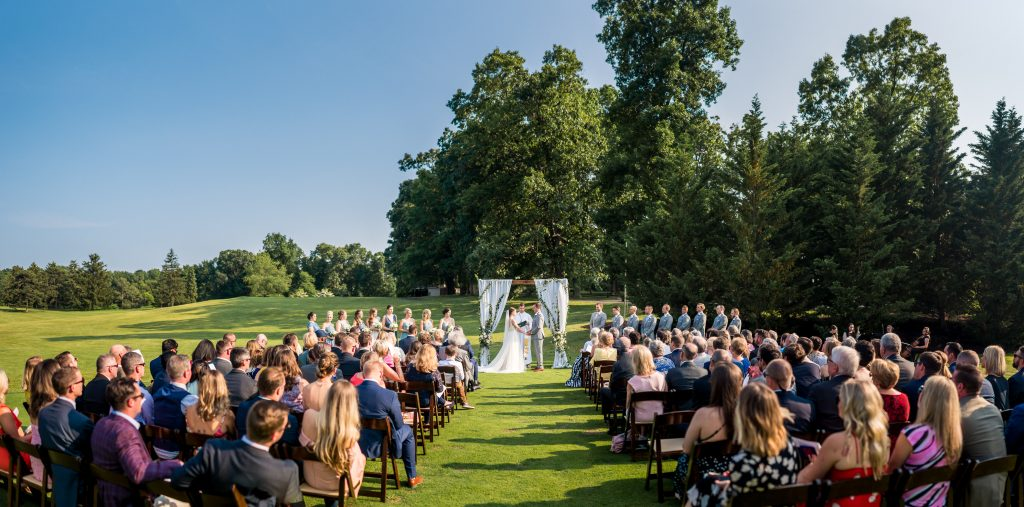 Spotswood Country Club Wedding Photography
