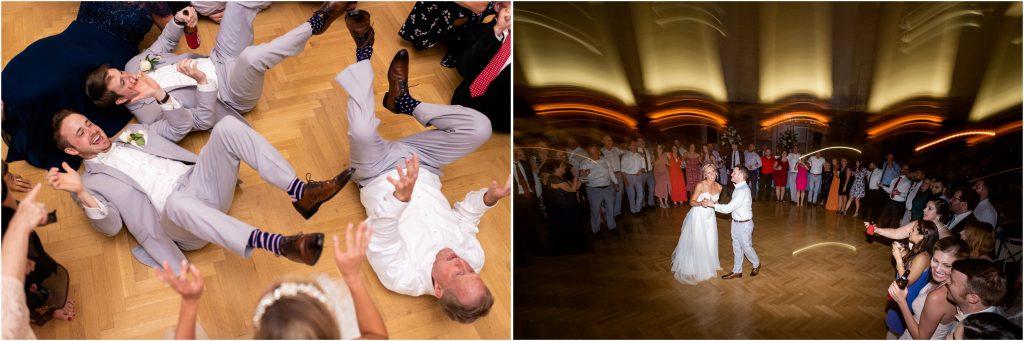 rose well house wedding reception fun pics
